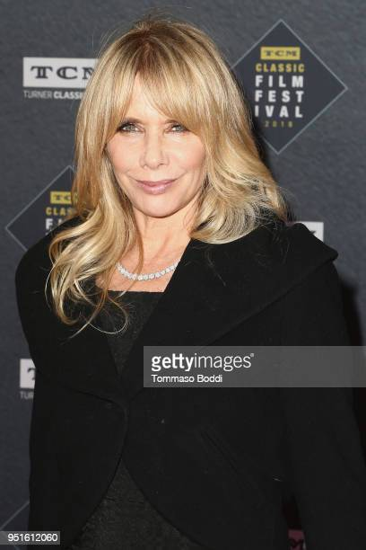 Rosanna Arquette attends the 2018 TCM Classic Film Festival Opening Night Gala 50th Anniversary World Premiere Restoration Of 'The Producers' at TCL...
