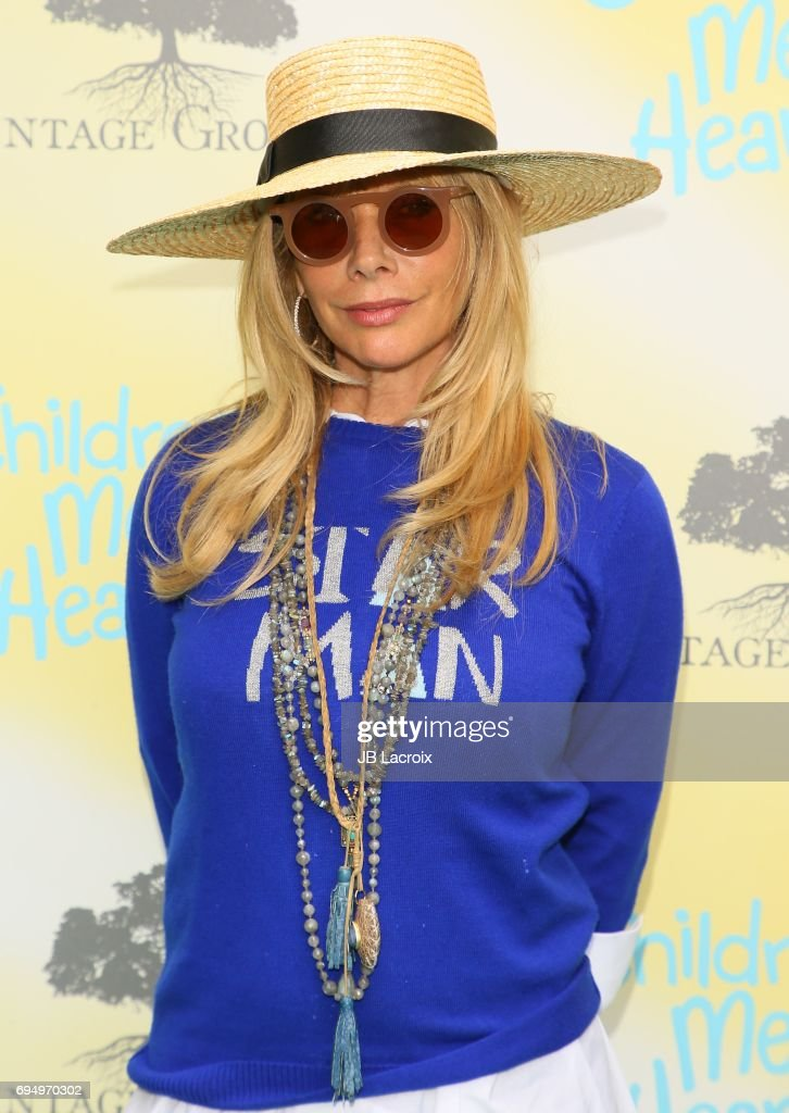 Rosanna Arquette attends the Children Mending Hearts 9th Annual Empathy Rocks Fundraiser on June 11, 2017 in Beverly Hills, California.