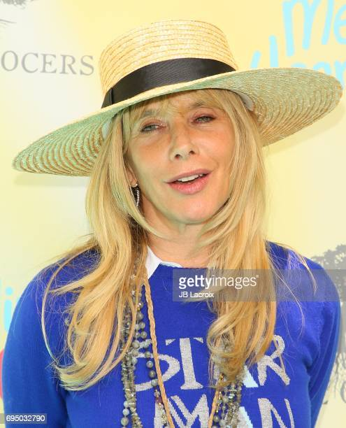 Rosanna Arquette attends the Children Mending Hearts 9th Annual Empathy Rocks Fundraiser on June 11 2017 in Beverly Hills California