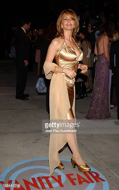 Rosanna Arquette during 2004 Vanity Fair Oscar Party - Arrivals at Mortons in Beverly Hills, California, United States.