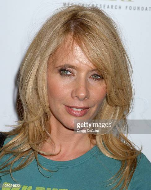 Rosanna Arquette during A Night At The Comedy Store To Benefit The EB Medical Research Foundation Sponsored By Kinerase - Arrivals at The Comedy...