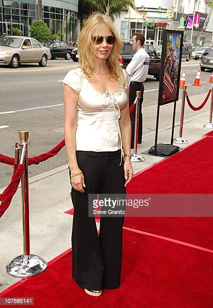 Rosanna Arquette during Barnyard World Premiere Arrivals at Cinerama Dome in Hollywood California