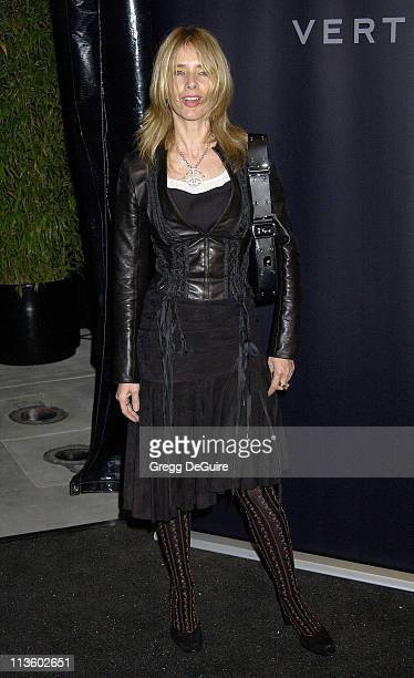 Rosanna Arquette during Vertu Client Suite Opening at Vertu in Beverly Hills, California, United States.