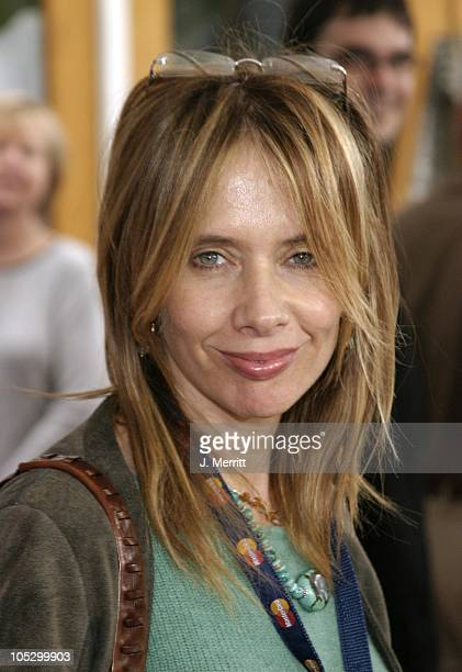 Rosanna Arquette during World Premiere of The Cat In The Hat at Universal Studios Cinemas in Hollywood California United States