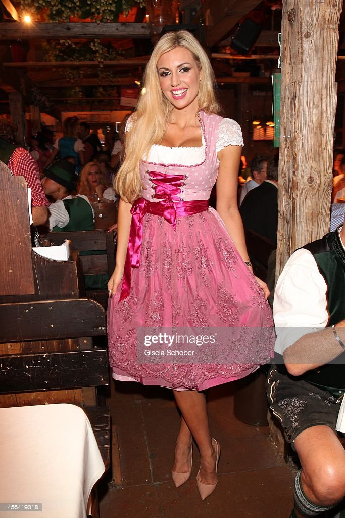 Celebrities At Oktoberfest 2014 - Day 11