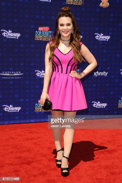 Rosanna Pansino attends the 2017 Radio Disney Music Awards at Microsoft Theater on April 29 2017 in Los Angeles California