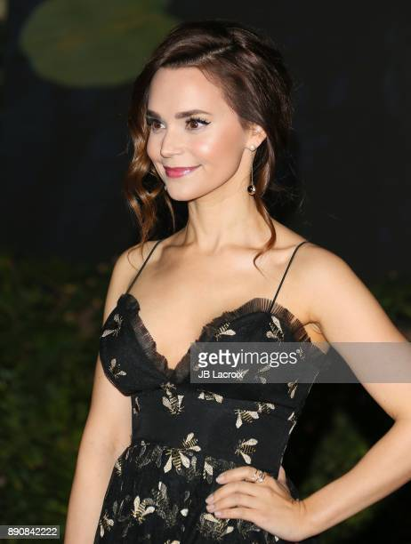 Rosanna Pansino attends the premiere of Columbia Pictures' 'Jumanji Welcome To The Jungle' on December 11 2017 in Los Angeles California