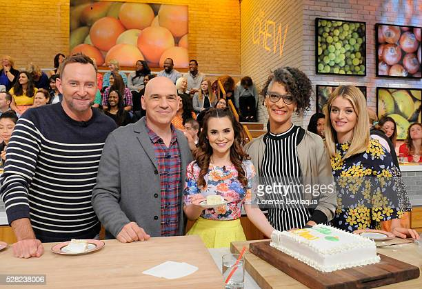 THE CHEW Rosanna Pansino is the guest on THE CHEW airing Wednesday May 4 2016 'The Chew' airs MONDAY FRIDAY on the ABC Television Network OZ