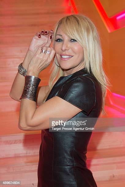 Rosanna Rocci attends the Smago Award 2014 at Best Western MOA Hotel on November 26 2014 in Berlin Germany