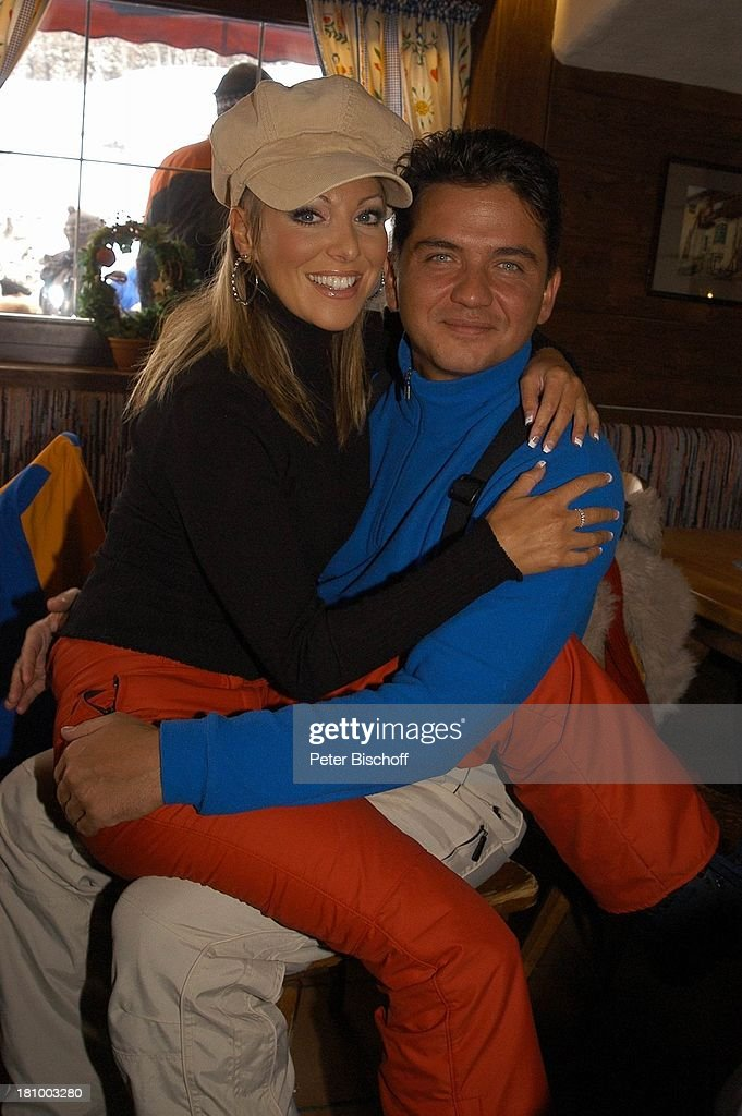 Rosanna Rocci, Ehemann Michael Morgan, ZDF-Show 'Hüttenzauber', : News Photo