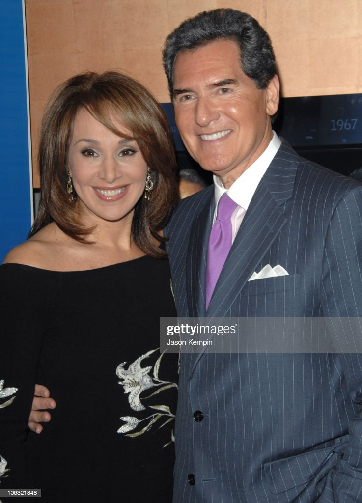 Rosanna Scotto and Ernie Anastos during Fox 5 Celebrates The