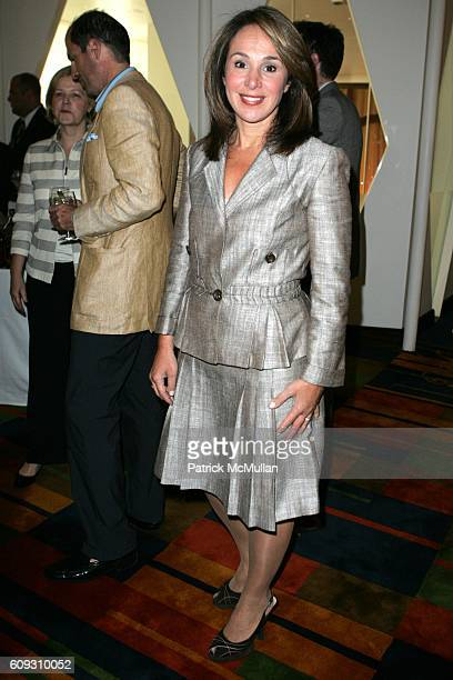 Rosanna Scotto attends MARTHA STEWART SIRIO MACCIONI and ANDREW BORROK Host a Lucheon to Celebrate 'NO RESERVATIONS' at Le Cirque on July 26 2007 in...