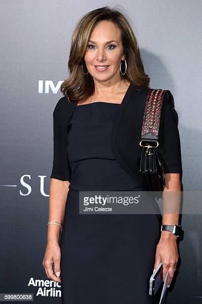 """Rosanna Scotto attends The New York Premiere of Warner Bros. Pictures' and Village Roadshow Pictures' """"Sully"""" at Alice Tully Hall at Lincoln Center..."""