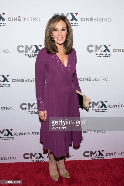 "Rosanna Scotto attends the opening of CMX CineBistro with special screenings of ""BlacKkKlansman,"" ""City Lights,"" & ""Pretty Baby"" at CMX CineBistro on..."