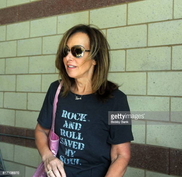 Rosanna Scotto host of Good Day New York attends the NYPD Holds Fundraiser For Slain Officer Miosotis Familia at MCU Park in Coney Island on July 17...