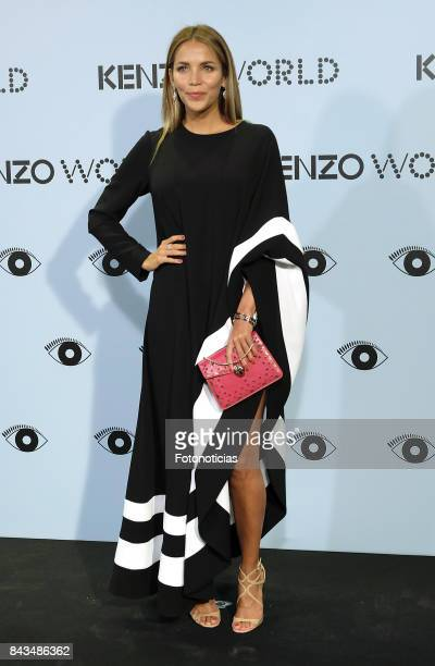 Rosanna Zanetti attends the Kenzo Summer Party at the Royal Theater on September 6 2017 in Madrid Spain