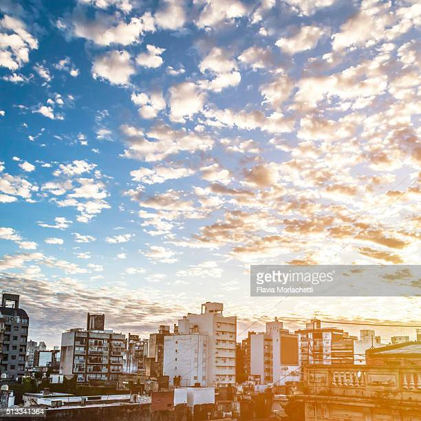Rosario at sunrise