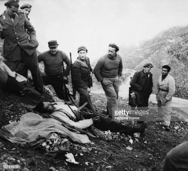 Rosario Candela Killed By Carabinieri In Sicily On March 12Nd 1950
