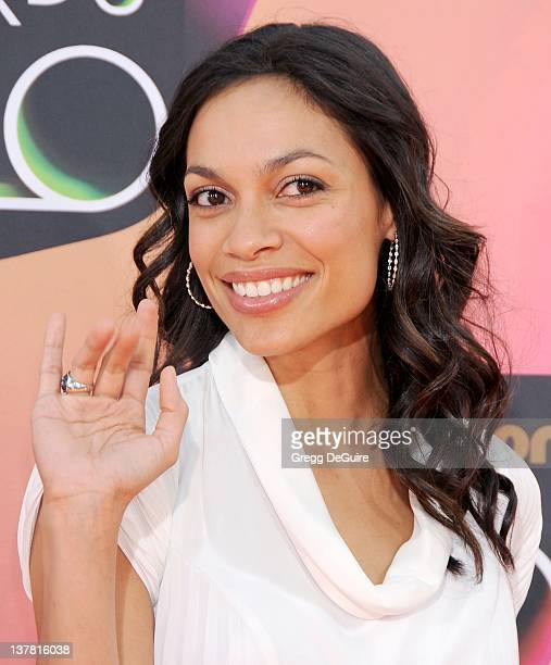 Rosario Dawson attends Nickelodeon's 23rd Annual Kids' Choice Awards held at Pauley Pavilion at UCLA on March 27, 2010 in Los Angeles, California.