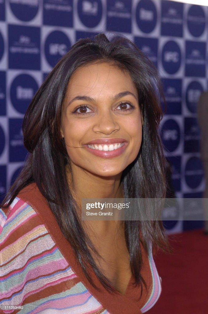 Rosario Dawson during The 19th Annual IFP Independent Spirit Awards - Arrivals at Santa Monica Pier in Santa Monica, California, United States.