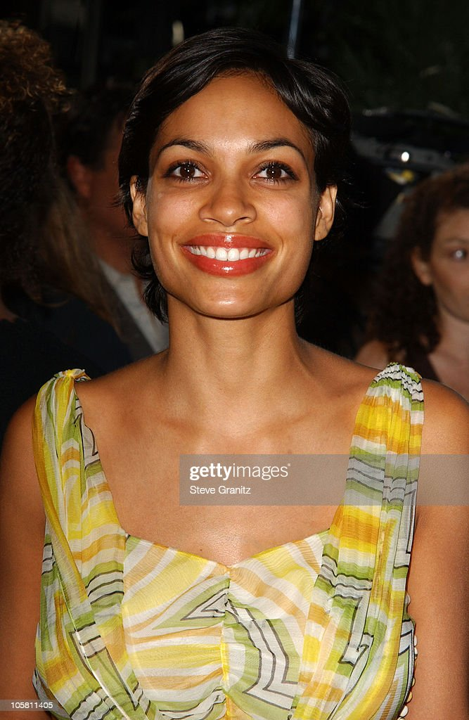 Rosario Dawson during 'The Manchurian Candidate' Los Angeles Premiere at The Academy in Beverly Hills, California, United States.