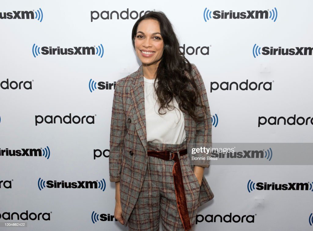 Celebrities Visit SiriusXM - February 7, 2020 : Nieuwsfoto's