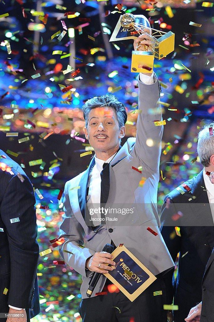 """""""Premio TV 2012"""" Italian Television Awards: Ceremony Awards"""