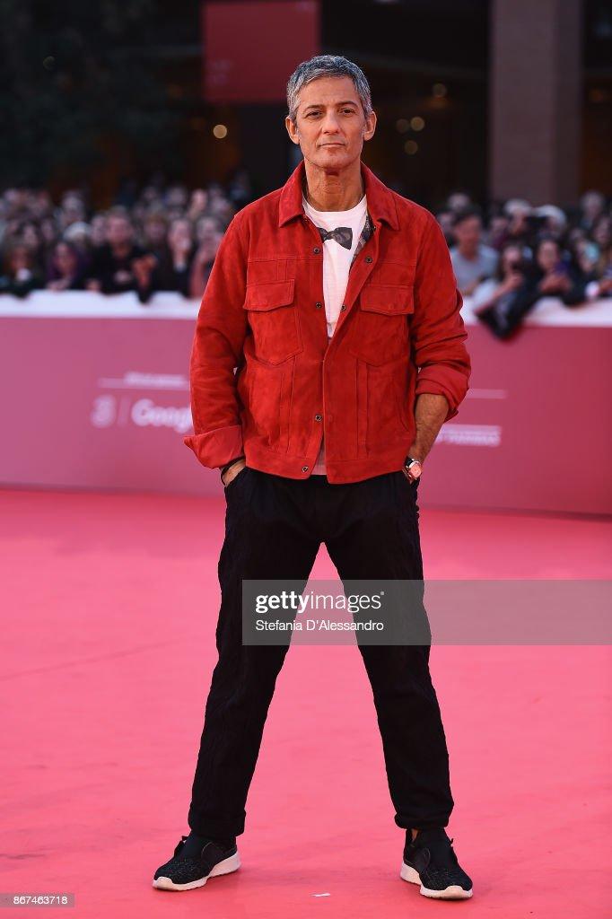 Rosario Fiorello Red Carpet - 12th Rome Film Fest