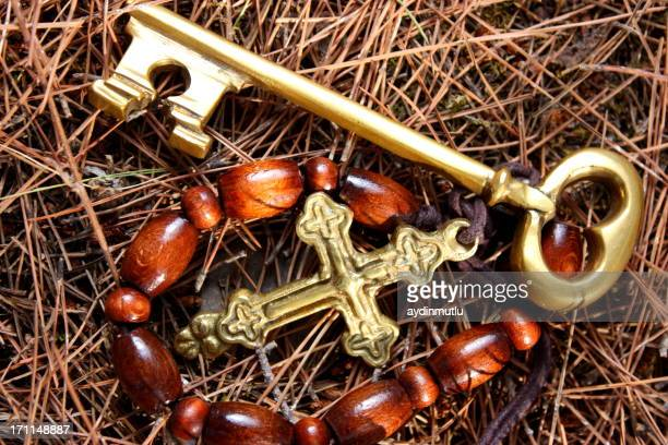Rosary y llave
