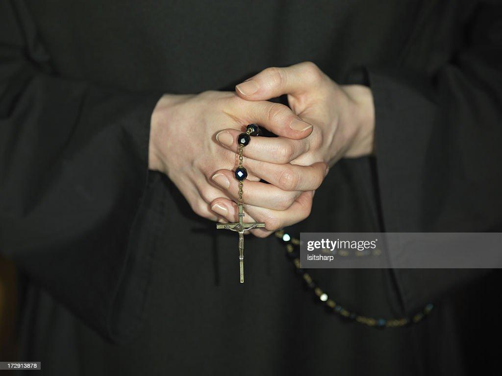 Rosary : Stock Photo
