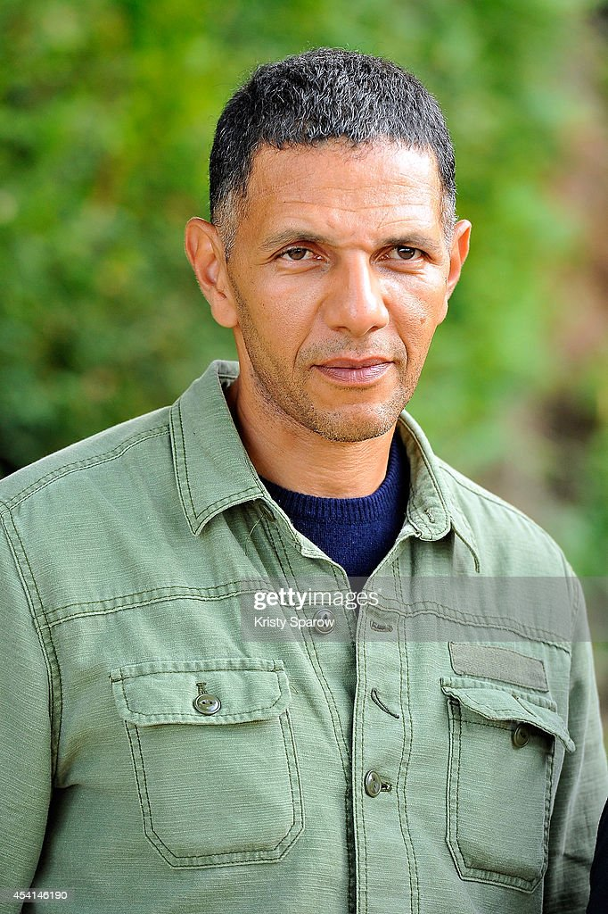 Roschdy Zem attends the 'Bodybuilder' Photocall at Hotel Mercure during the 7th Angouleme French-Speaking Film Festival on August 25, 2014 in Angouleme, France.