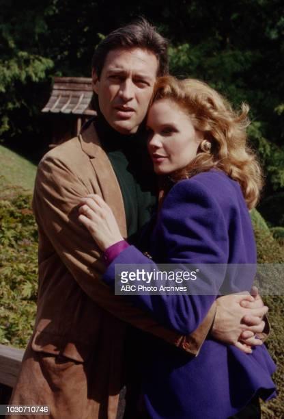 Roscoe Born Barbara Blackburn appearing on the soap opera 'Ryan's Hope'' New York Botanical Garden