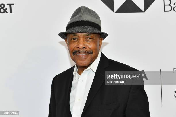 Roscoe Orman attends the screening of All These Small Moments during the 2018 Tribeca Film Festival at SVA Theatre on April 24 2018 in New York City