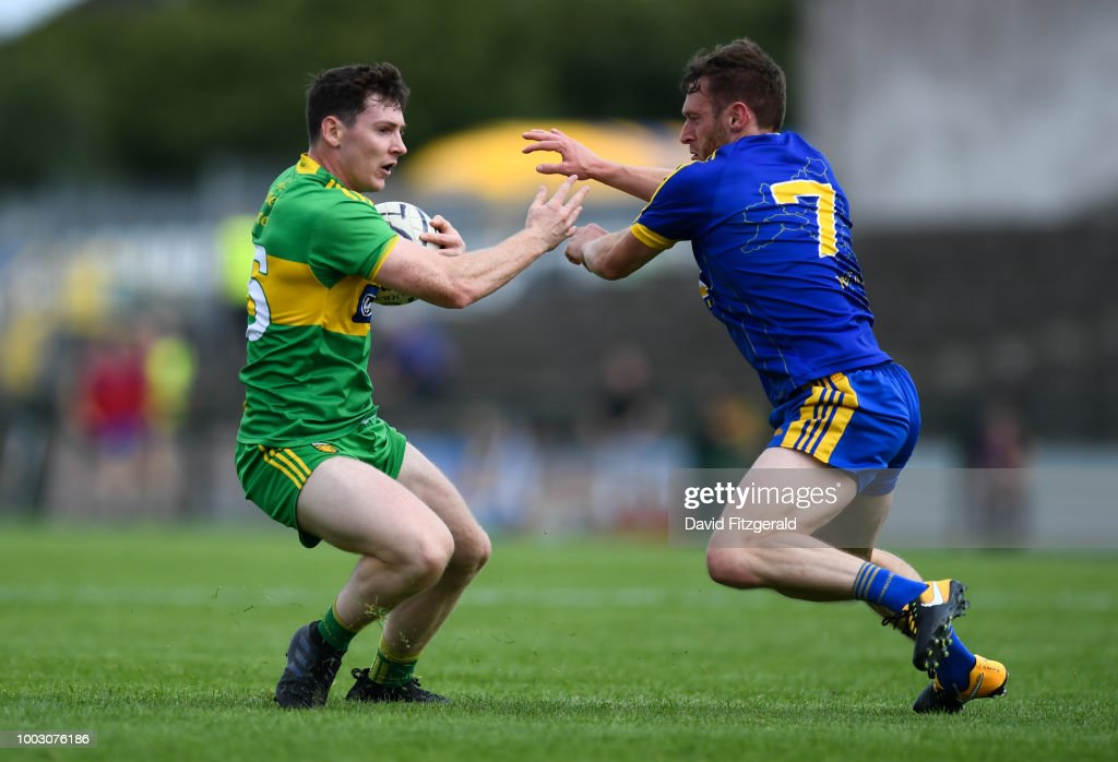 Roscommon v Donegal - GAA Football All-Ireland Senior Championship Quarter-Final Group 2 Phase 2