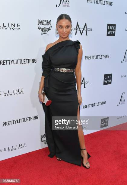 Rose Bertram attends The Daily Front Row's 4th Annual Fashion Los Angeles Awards at Beverly Hills Hotel on April 8 2018 in Beverly Hills California