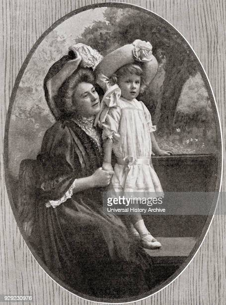 Rose Boote 4th Marchioness of Headfort 1878–1958 aka Miss Rosie Boote Wife of Geoffrey Taylour 4th Marquess of Headfort From the magazine The World...