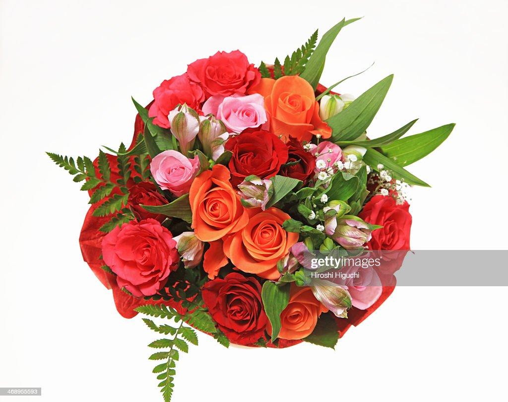 Rose Bouquet : Stock Photo