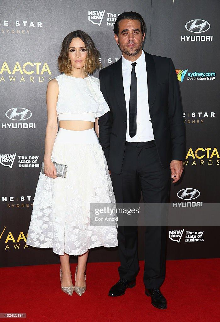 4th AACTA Awards Ceremony : Photo d'actualité
