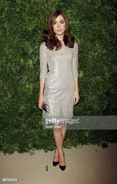 Rose Byrne attends the 5th Anniversary of the CFDA/Vogue Fashion Fund at Skylight Studios on November 17, 2008 in New York City.