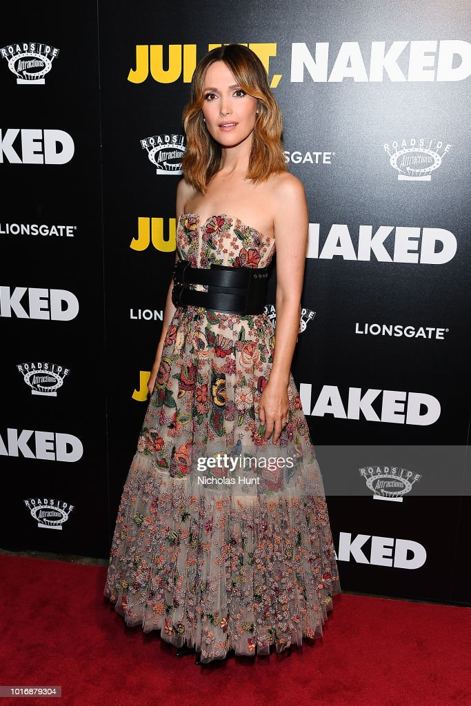 """Juliet, Naked"" New York Premiere"
