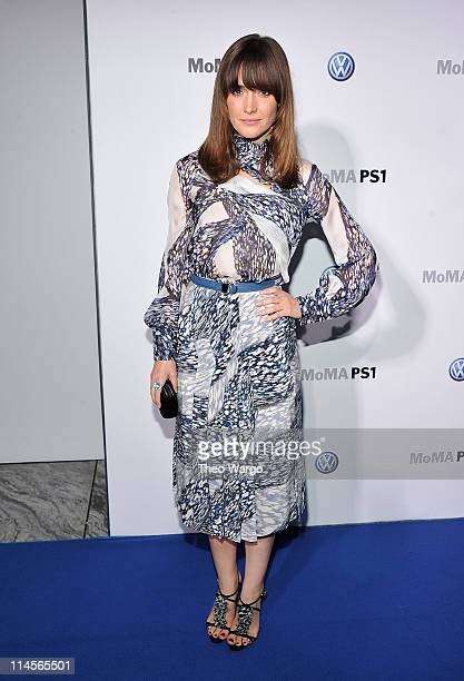 Rose Byrne attends the Volkswagen MoMA MoMA PS1 celebratory dinner at The Museum of Modern Art on May 23 2011 in New York City