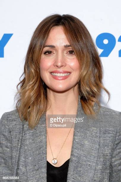 Rose Byrne visits the 92nd Street Y to discuss The Immortal Life of Henrietta Lacks on April 13 2017 in New York City