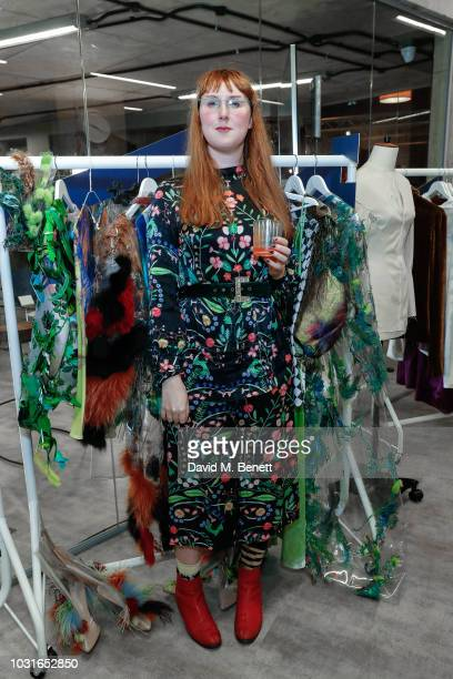 Rose Danford Phillips attends The House Of Peroni Fashion Talks hosted by Pandora Sykes on September 11 2018 in London England