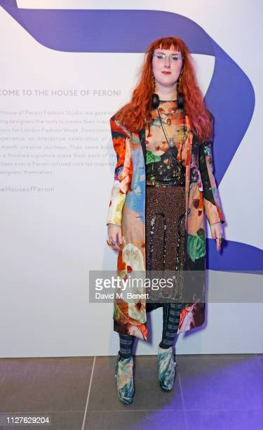 Rose DanfordPhillips attends the launch of The House Of Peroni on February 26 2019 in London England
