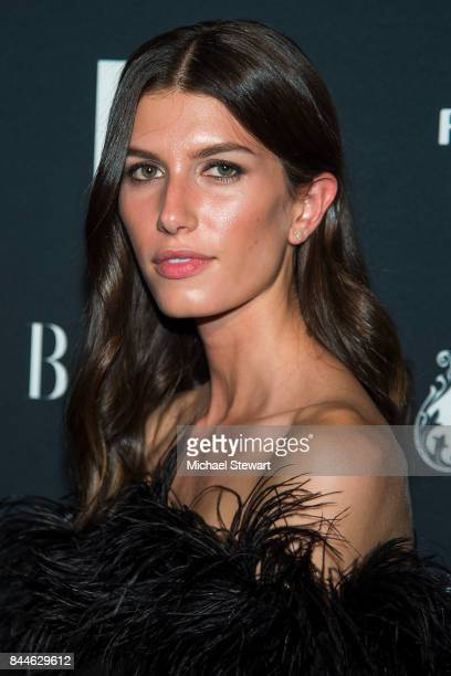 Rose Gilroy attends 2017 Harper's Bazaar Icons at The Plaza Hotel on September 8 2017 in New York City
