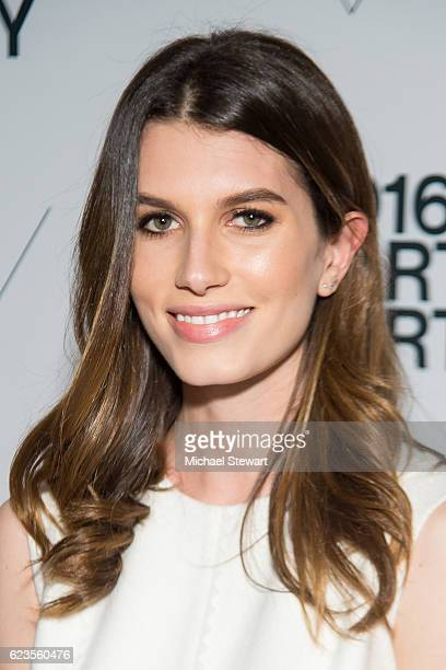 Rose Gilroy attends the 2016 Whitney Art Party at The Whitney Museum of American Art on November 15 2016 in New York City