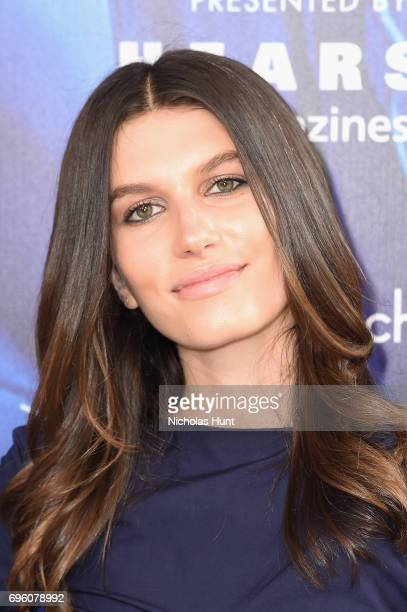 Rose Gilroy attends the 2017 Fragrance Foundation Awards Presented By Hearst Magazines at Alice Tully Hall on June 14 2017 in New York City