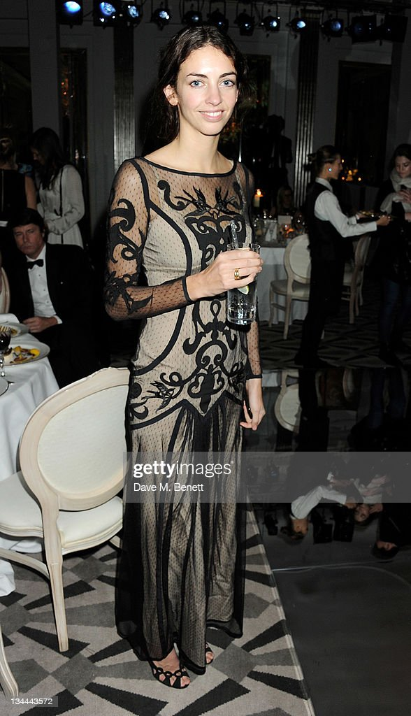 Leon Max Winter Dinner And Dance At Claridges For 'Too Many Women' : News Photo