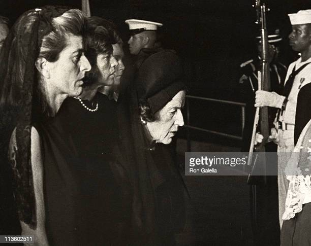 Rose Kennedy , Patricia Kennedy Lawford , and Jean Kennedy Smith