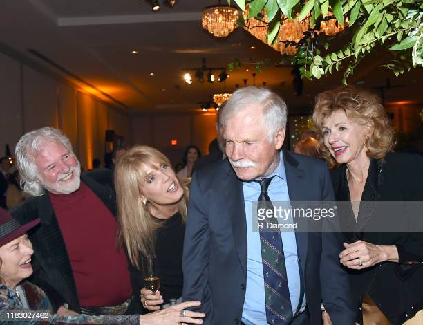 Rose Lane Leavell Honoree Chuck Leavell Laura Turner Seydel Ted Turner and GF Sally Rainey attend 2019 Captain Planet Foundation Gala at Flourish...